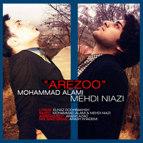 Mohamad Alami – Arezoo (Ft Mehdi Niazi