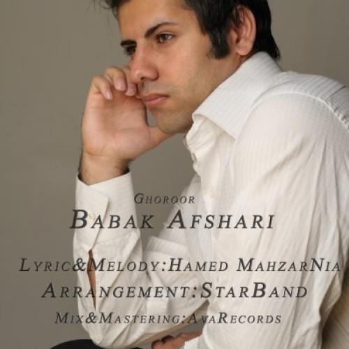 Babak Afshari – Ghoroor