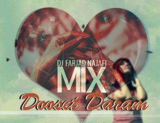 DJ Farjad – Dooset Daram