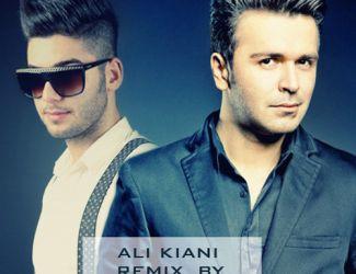 Dj Farjad Najafi – Ali Kiani Remix