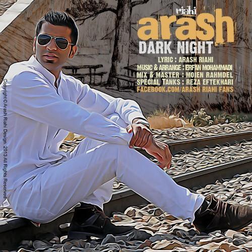 Arash Riahi – Shabe Tarik