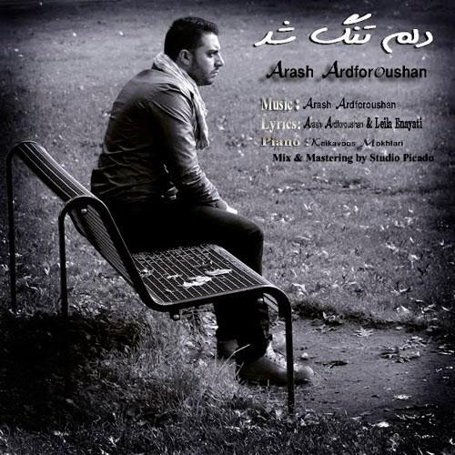 Arash Ardforoushan – Delam Tang Shod