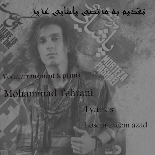 آهنگ جدید محمد تهرانی با نام برا مرتضی