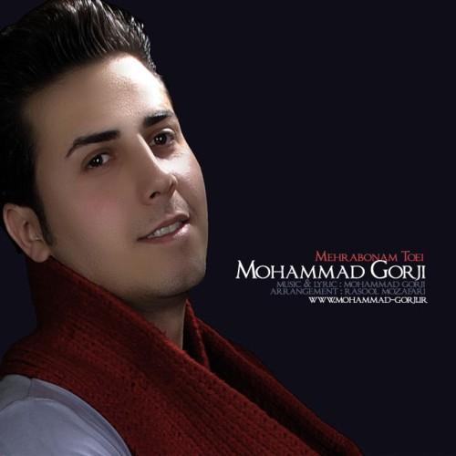 آهنگ جدید محمد گرجی به نام مهربونم توی