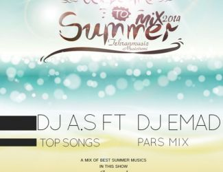 Dj A.S Ft Dj Emad – Summer Mix