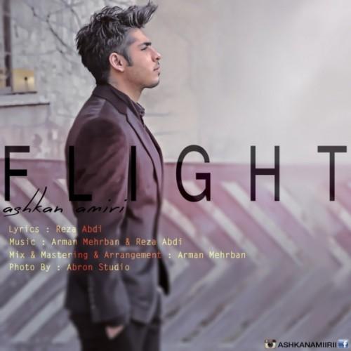 Ashkan Amiri – Flight