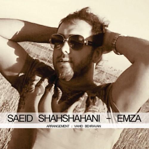 Saeed Shahshahani – Emza