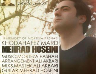 آهنگ جدید مهراد حسینی به نام خداحافظ مرد