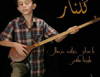 دو آهنگ جدید علیرضا هاشمی به نامهای گلنار و شب به گلستان