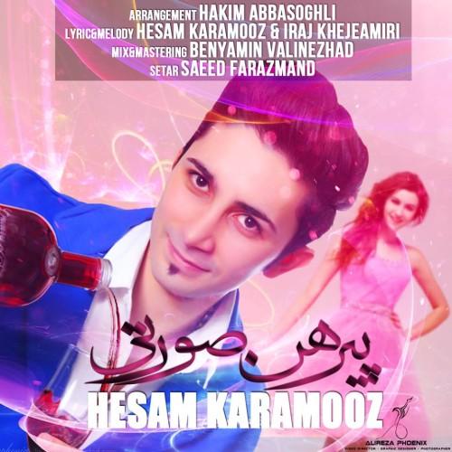 Hesam Karamooz – Pirhan Soorati 2