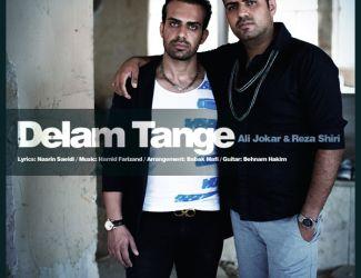 Ali Jokar Feat Reza Shiri – Delam Tange