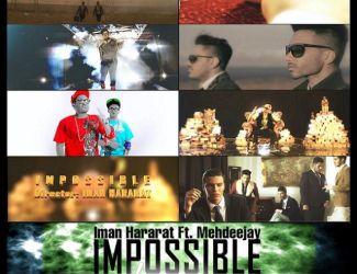 Impossible – Iman Hararat Ft. Mehdeejay