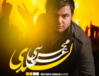 دانلود آهنگ جدید محسن عباسی به نام لیدی