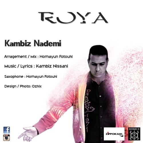 آهنگ جدید رویا از کامبیز نادمی