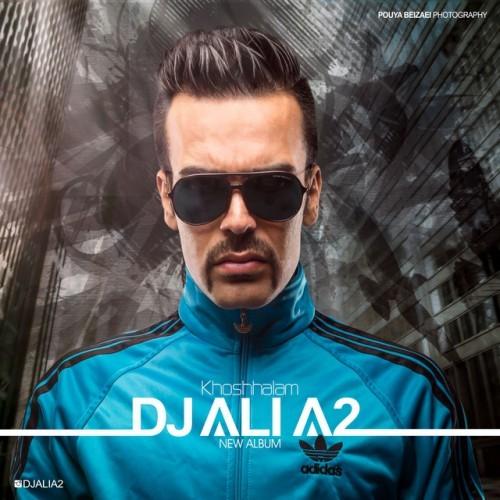 دانلود آلبوم جدید DJ Ali A2 به نام خوشحالم