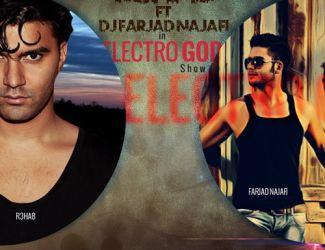 Dj Farjad Najafi Ft Dj R3hab – Electro God