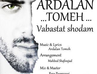 Ardalan Tomeh – Vabastat Shodam