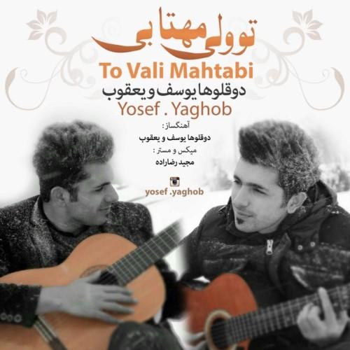 دانلود آهنگ جدید دوقلوهای یوسف و یعقوب به نام توولی مهتابی