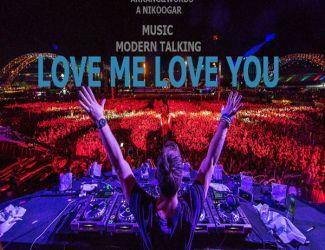 دانلود موزیک ویدیو جدید علیرضا نیکوگر به نام Love Me Love You