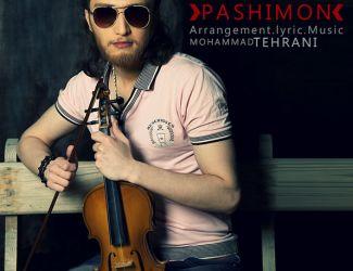 دانلود آهنگ جدید محمد تهرانی به نام پشیمون