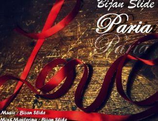 دانلود آهنگ جدید بیژن اسلاید به نام پریا