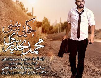 دانلود آهنگ جدید محمد بختیاری به نام کجایی ببینی