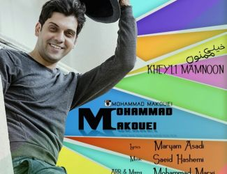 دانلود آهنگ جدید محمد ماکویی به نام خیلی ممنون