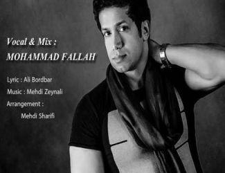 دانلود آهنگ جدید محمد فلاح به نام گمت کردم
