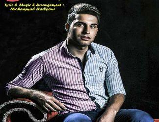 دانلود آهنگ جدید محمد هادی پور به نام دلم میخوادت