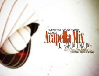 Dj Farjad Najafi – Acapella Mix #0012