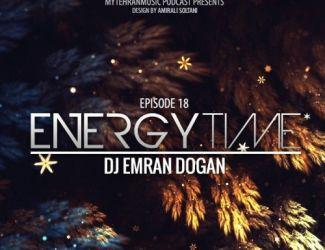 دانلود میکس جدید Dj Emran Dogan به نام Energy Time #018
