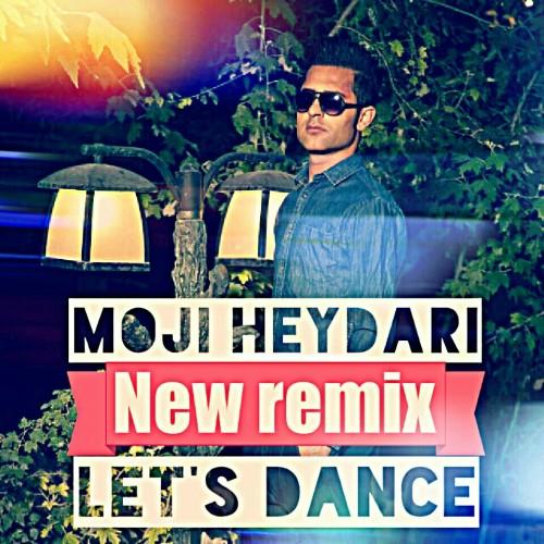 دانلود میکس جدید مجی حیدری به نام Lets Dance