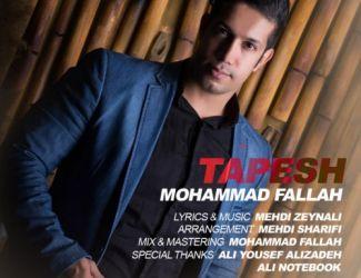 دانلود آهنگ جدید محمد فلاح به نام طپش