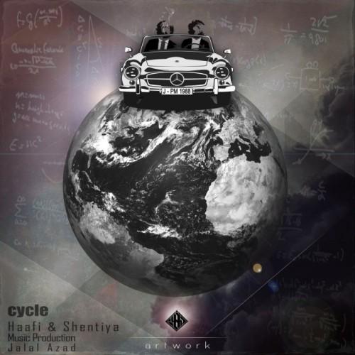 دانلود آهنگ جدید هافی و شانتیا به نام cycle