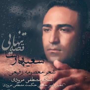 دانلود آهنگ جدید سعید پارسا به نام قصه تنهایی