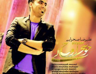 دانلود آهنگ جدید علیرضا صحرایی بنام اوج خوشحالی