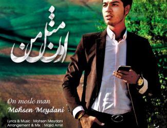 دانلود آهنگ جدید محسن میدانی بنام اون مثل من