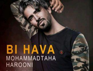 دانلود آهنگ جدید محمدطاها هارونی بنام بی هوا