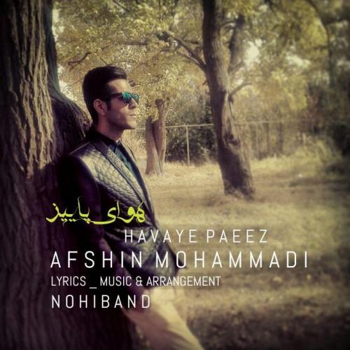 دانلود آهنگ جدید افشین محمدی بنام هوای پاییز