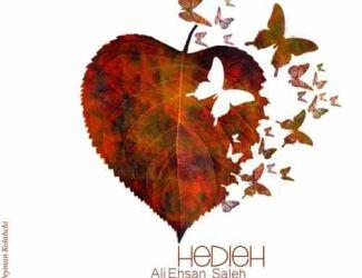 دانلود آهنگ جدید علی احسان صالح بنام هدیه
