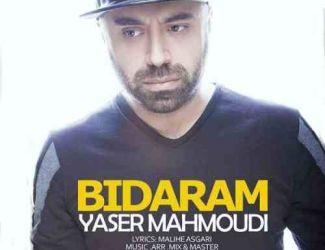 دانلود آهنگ جدید یاسر محمودی بنام بیدارم