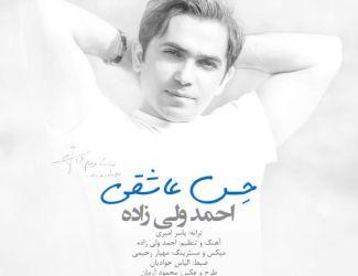 دانلود آهنگ جدید احمد ولی زاده بنام حس عاشقی