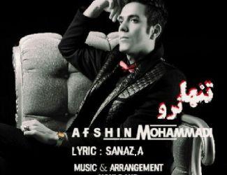 دانلود آهنگ جدید افشین محمدی به نام تنها نرو