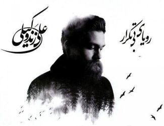 دانلود آلبوم جدید علی زند وکیلی بنام رویای بی تکرار