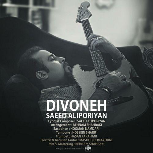 دانلود آهنگ جدید سعید علیپوریان بنام دیوونه