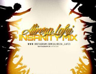دانلود میکس جدید علیرضا لفظی بنام Insanity Mix قسمت اول