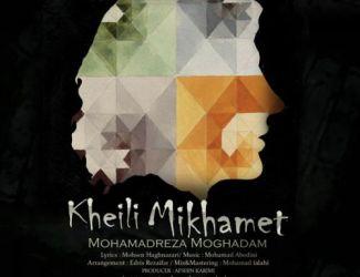 دانلود آهنگ جدید محمدرضا مقدم بنام خیلی میخوامت