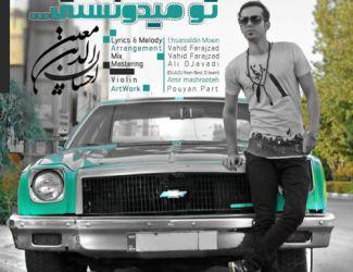 دانلود آهنگ جدید احسان الدین معین بنام تو میدونستی
