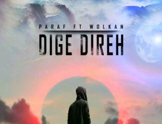دانلود آهنگ جدید Paraf به همراهی Wollkan به نام دیگه دیره