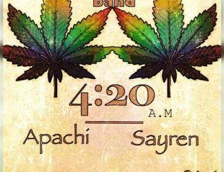 دانلود آهنگ جدید امیر اپاچی و سایرین بنام ۴:۲۰ A.M